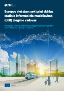 Europos viešajam sektoriui skirtas statinio informacinio modeliavimo (BIM) diegimo vadovas